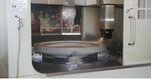 Vertical machining